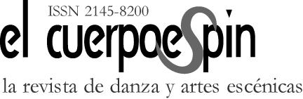 el cuerpoeSpín · La revista de danza y artes escénicas en Colombia
